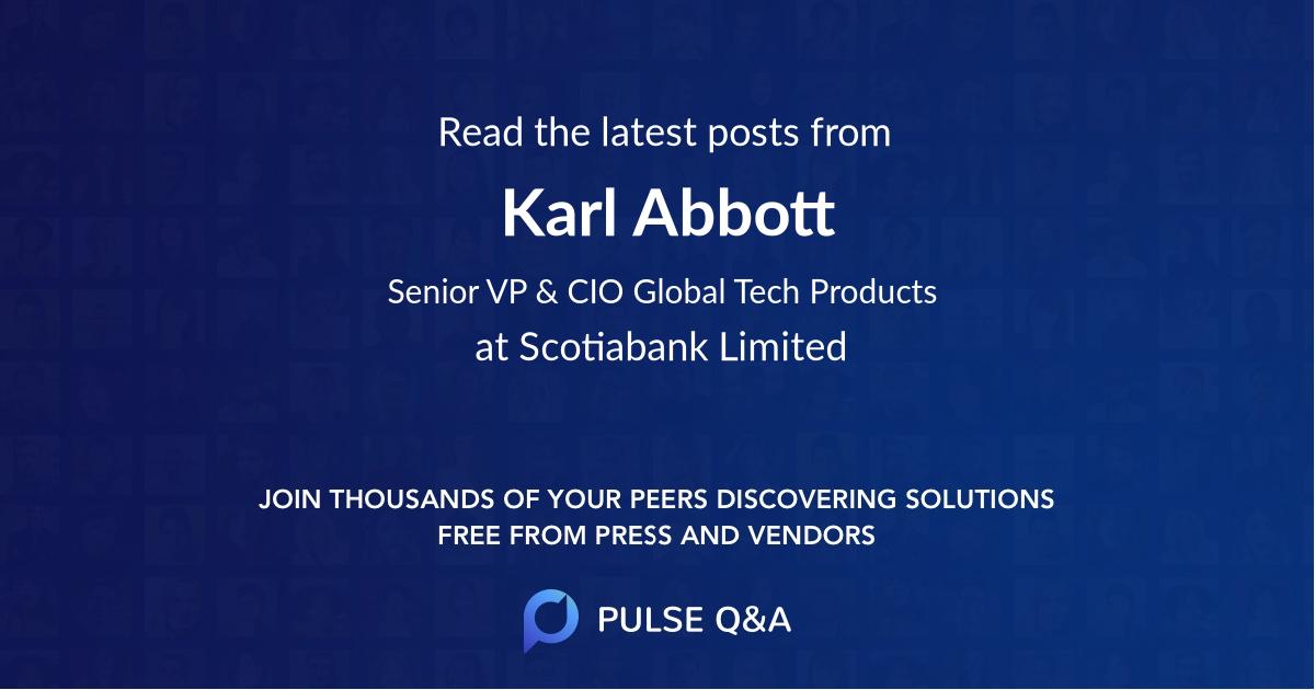 Karl Abbott