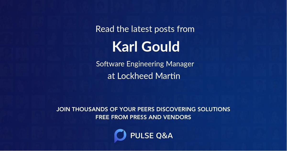 Karl Gould