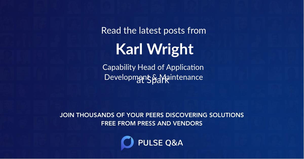 Karl Wright