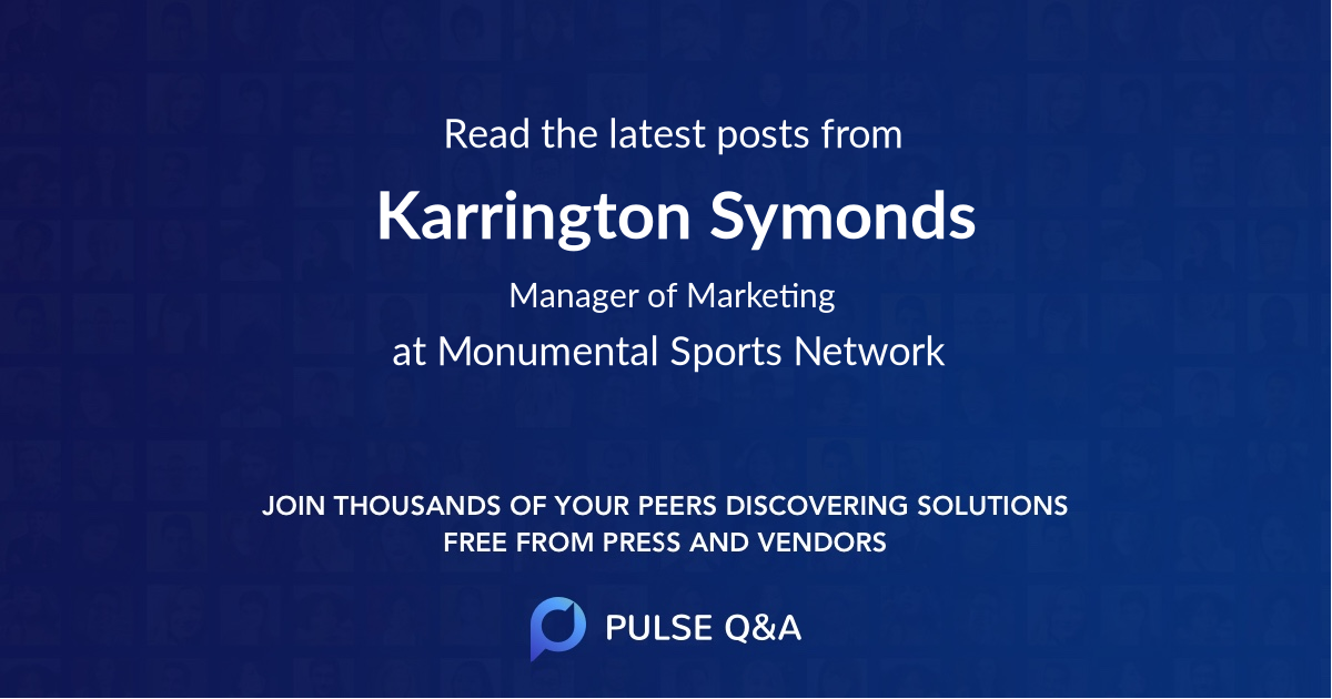 Karrington Symonds