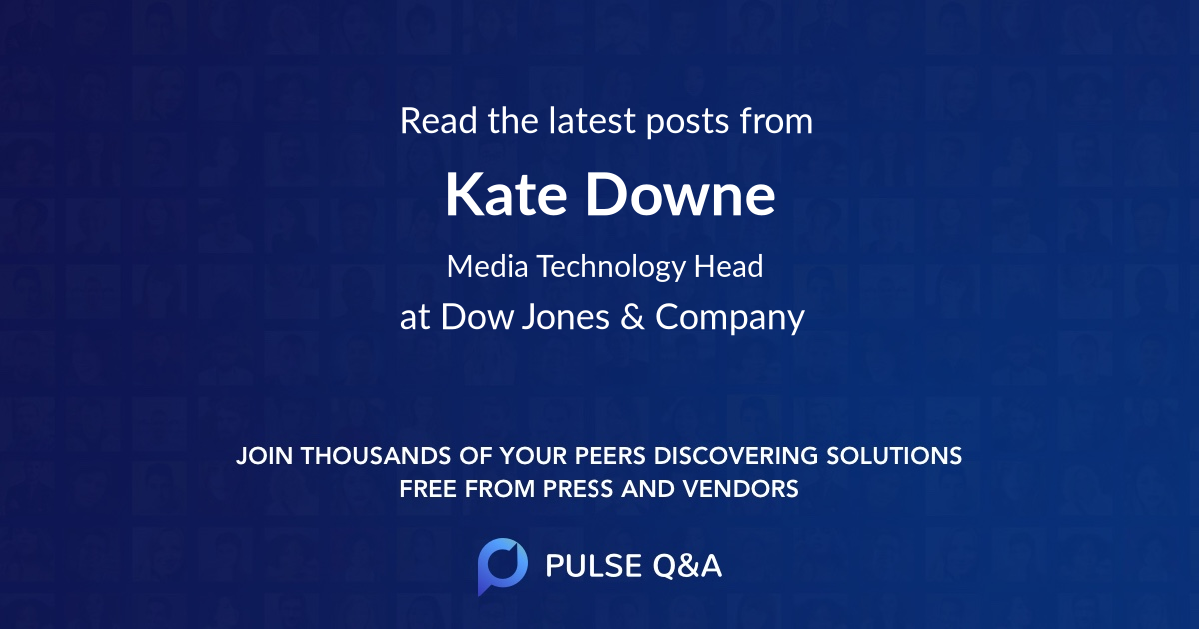 Kate Downe
