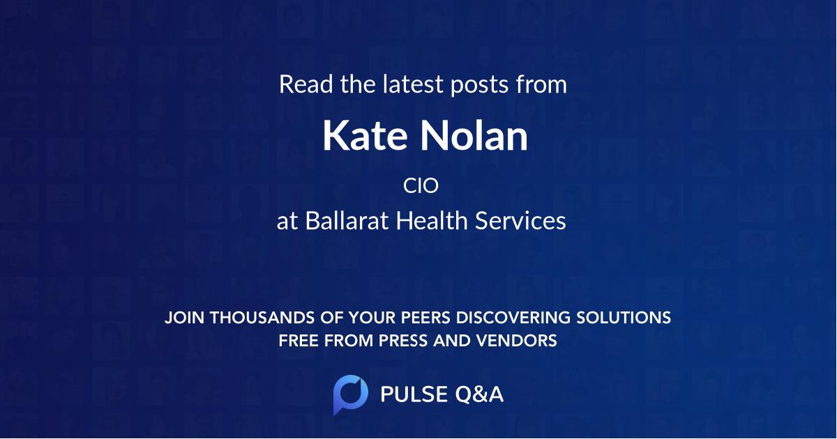 Kate Nolan