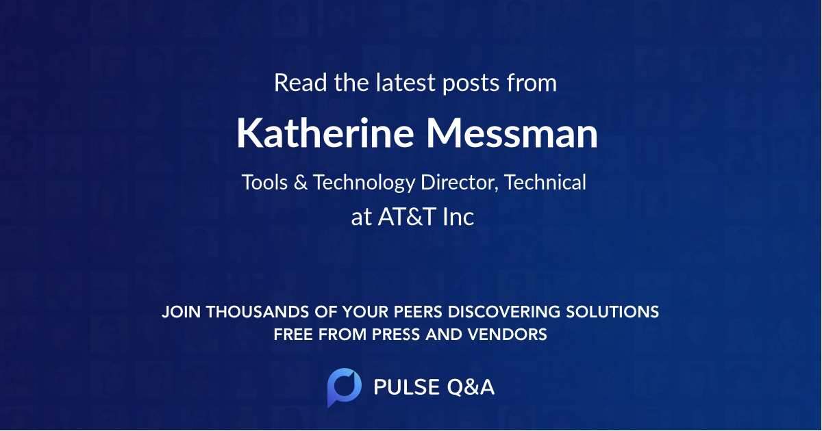 Katherine Messman