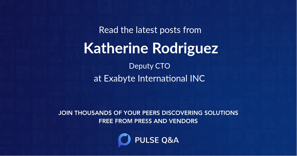 Katherine Rodriguez