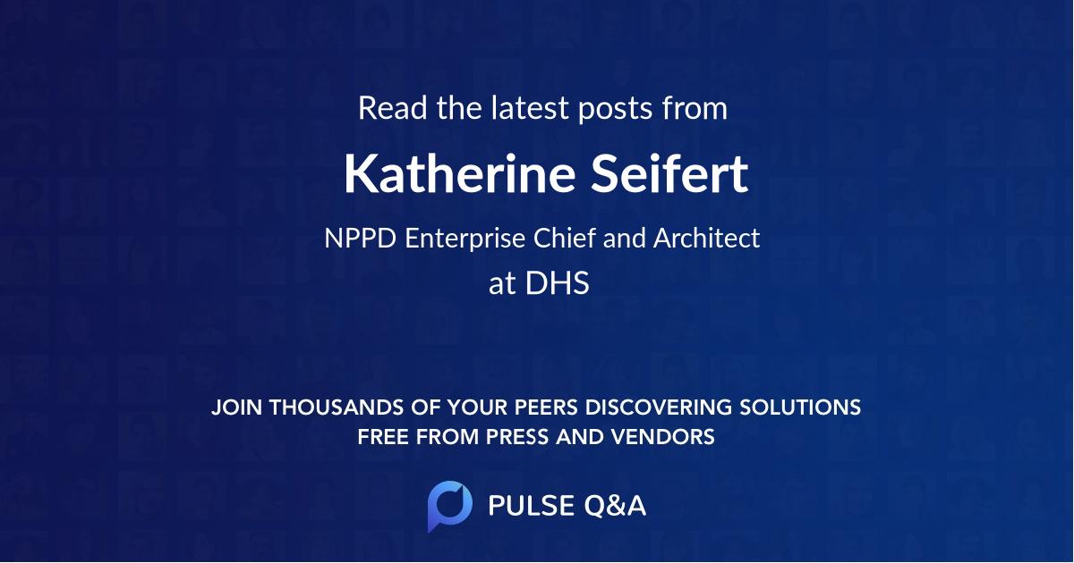 Katherine Seifert