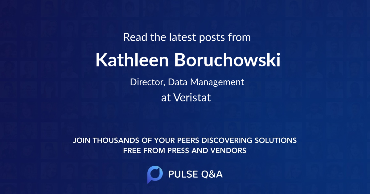 Kathleen Boruchowski
