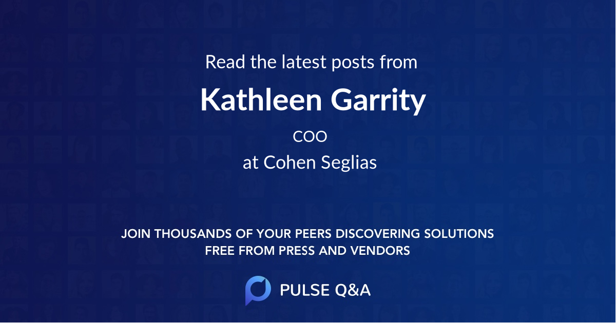 Kathleen Garrity