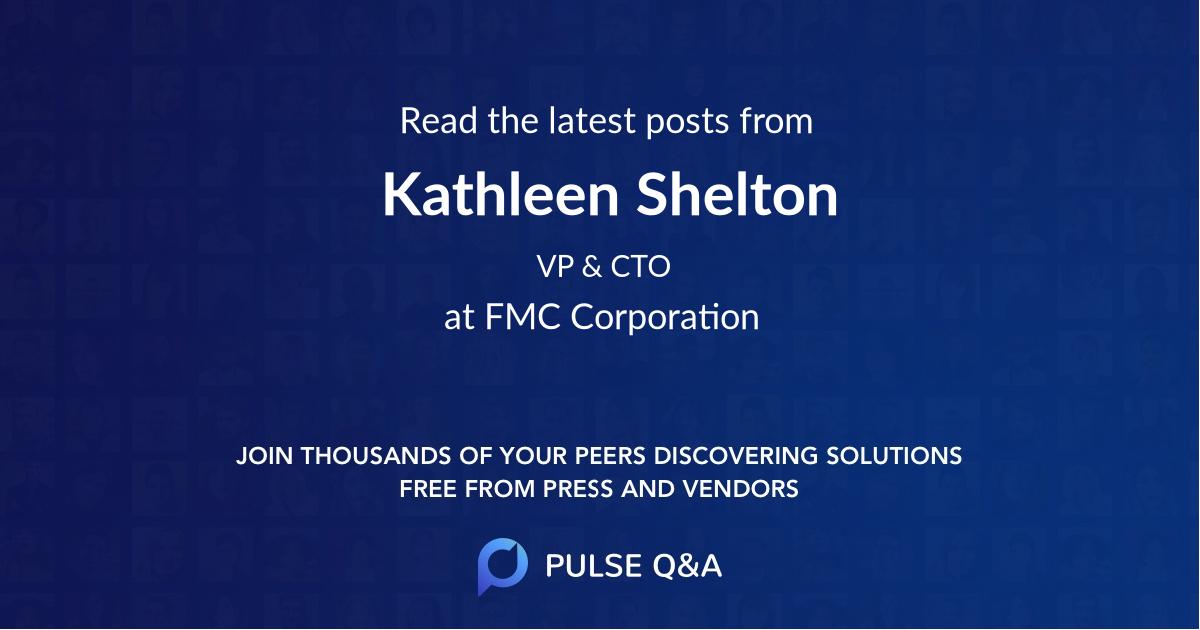 Kathleen Shelton