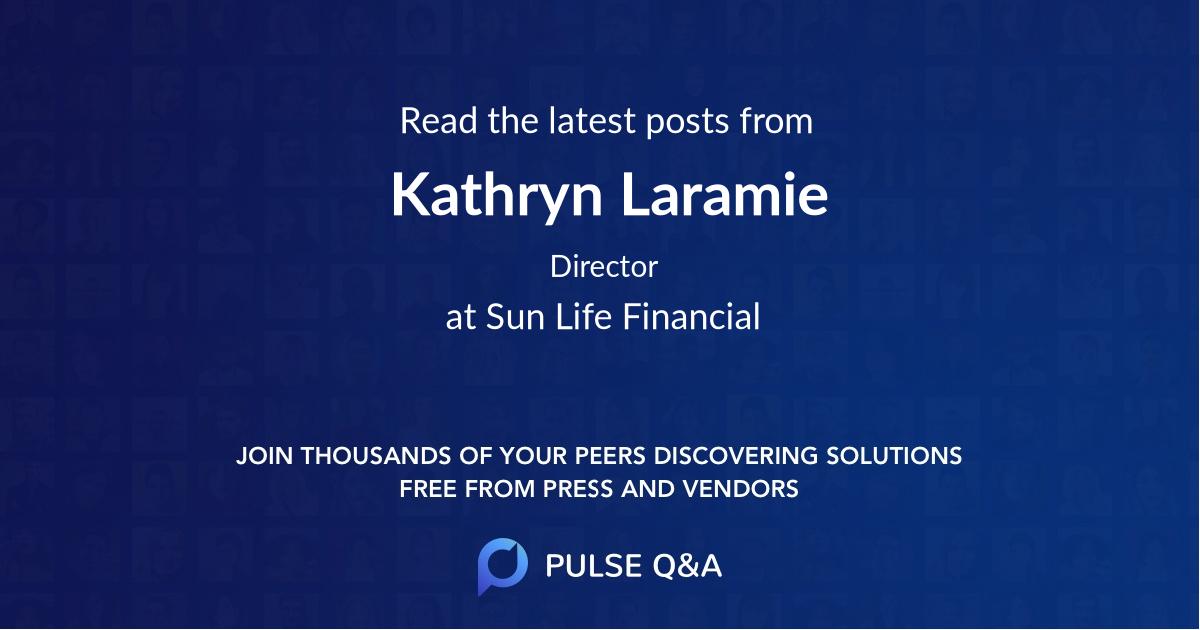Kathryn Laramie