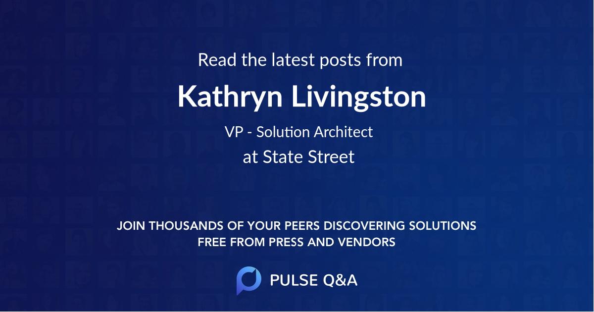 Kathryn Livingston