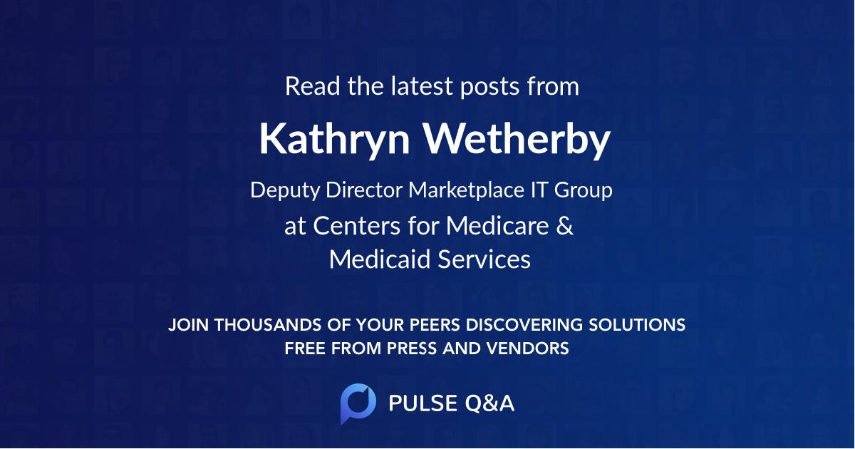 Kathryn Wetherby