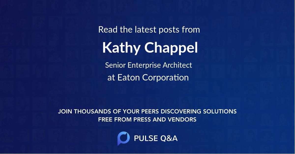 Kathy Chappel