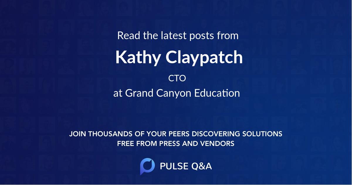 Kathy Claypatch