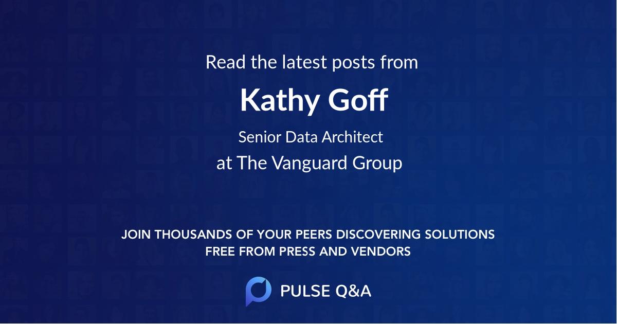 Kathy Goff