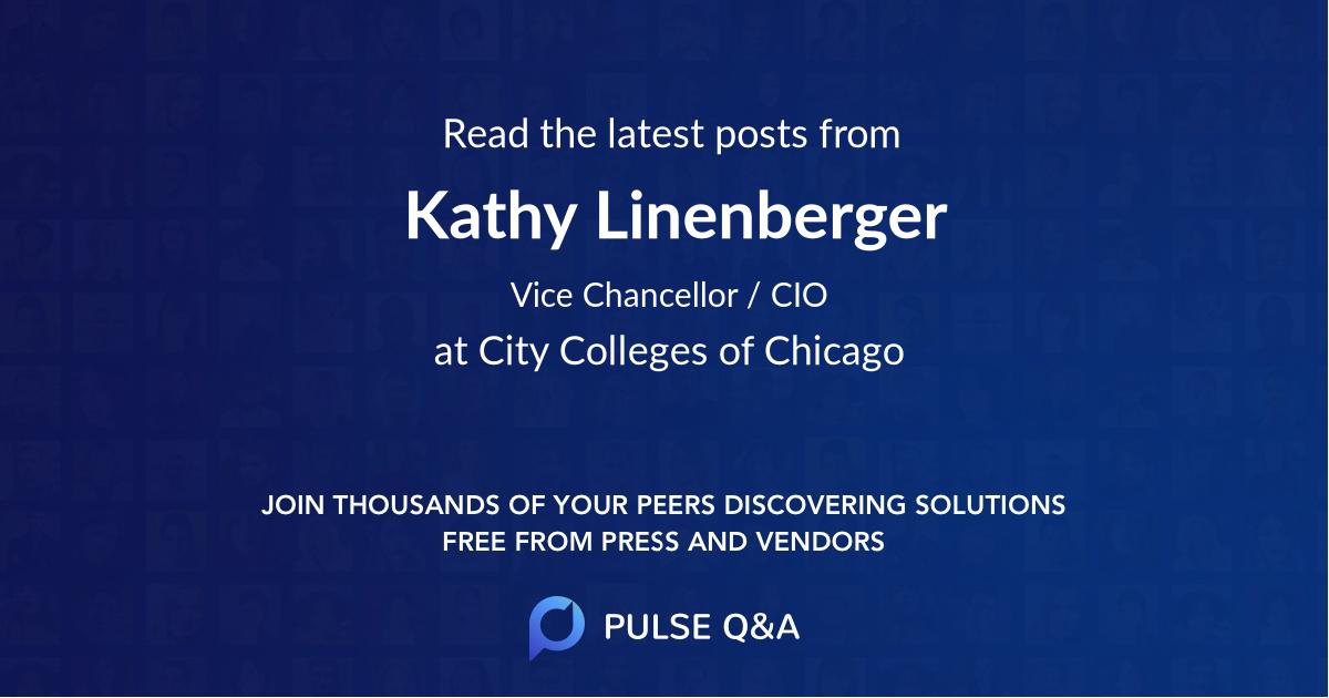 Kathy Linenberger