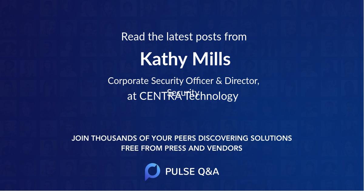 Kathy Mills