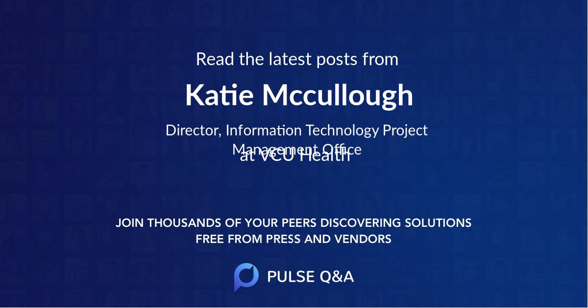 Katie Mccullough