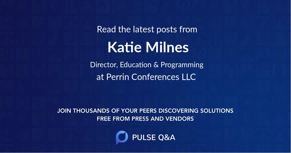 Katie Milnes