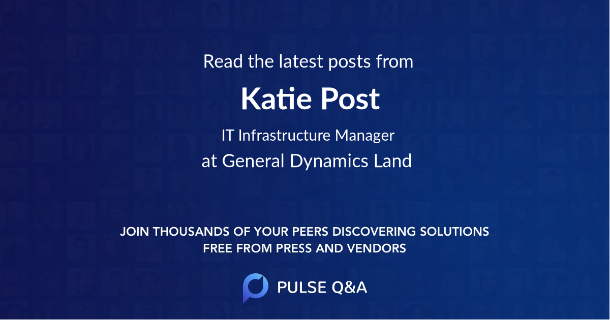Katie Post