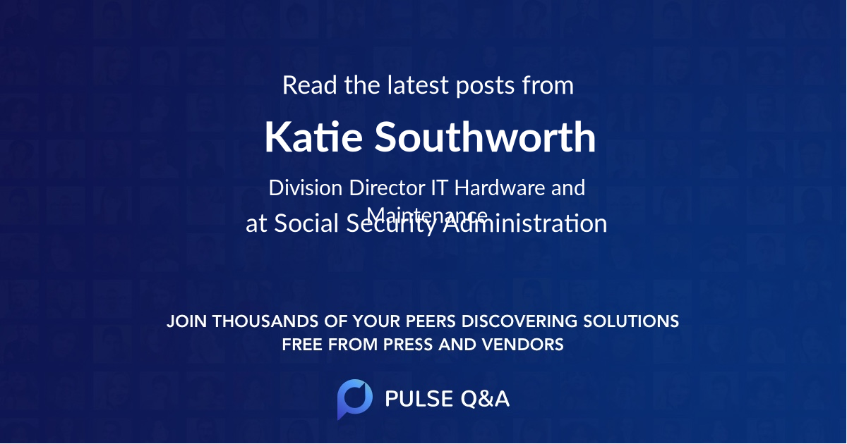 Katie Southworth