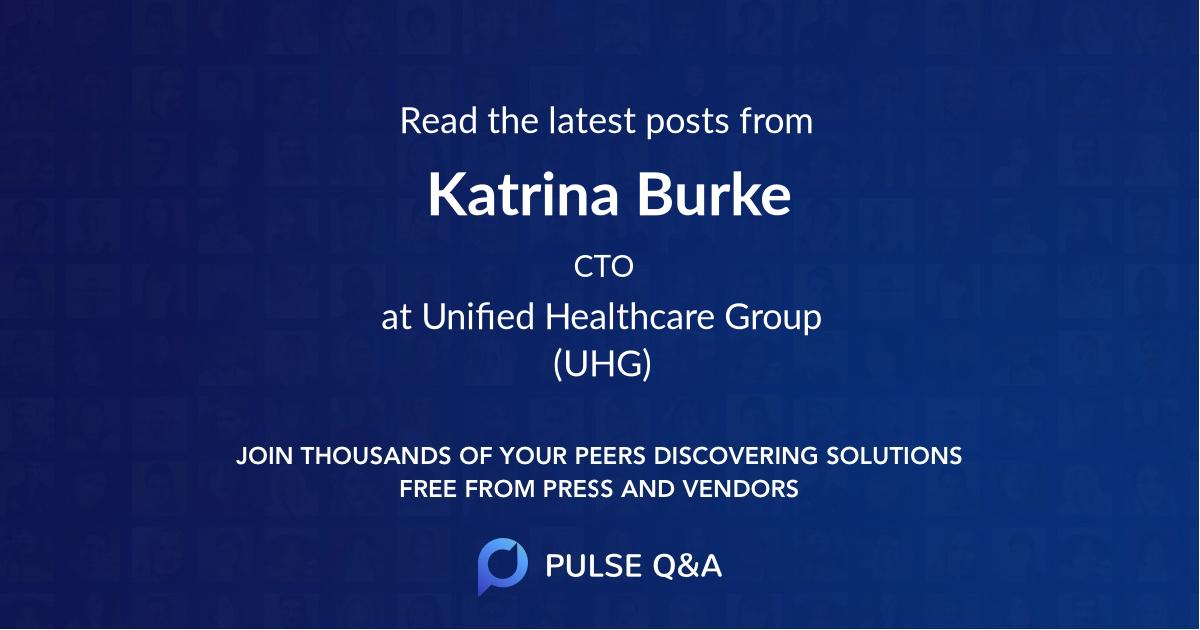 Katrina Burke