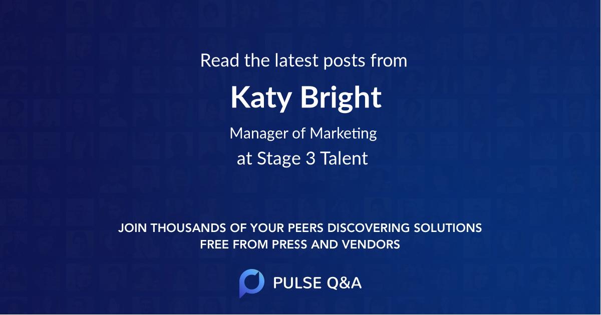 Katy Bright