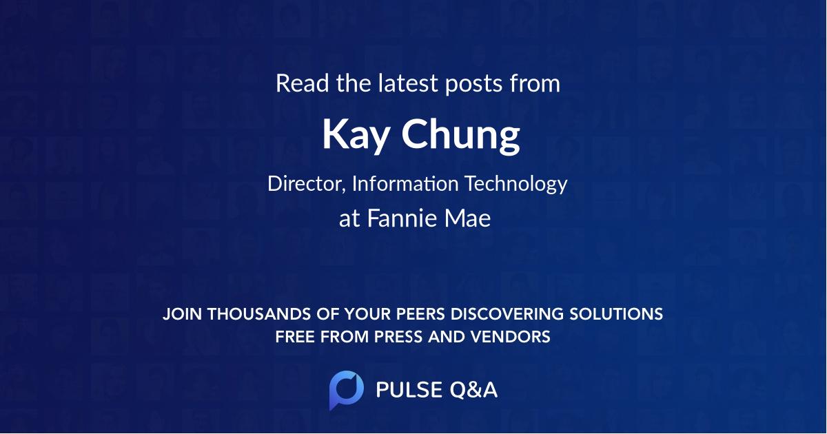 Kay Chung