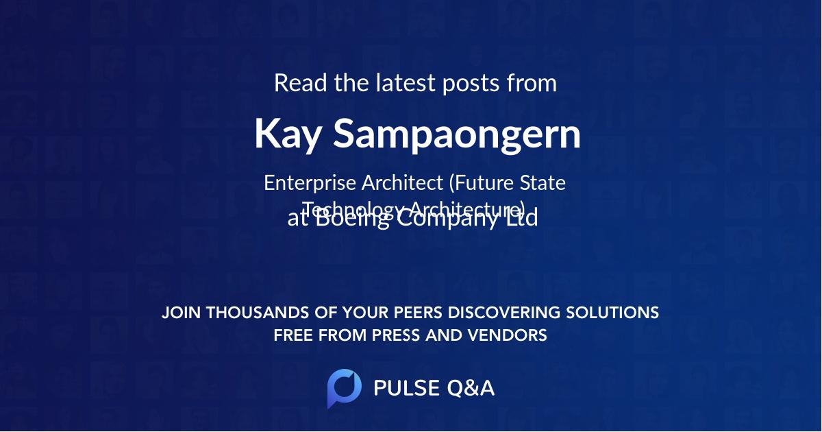 Kay Sampaongern