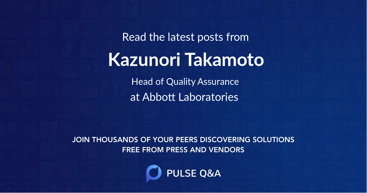 Kazunori Takamoto