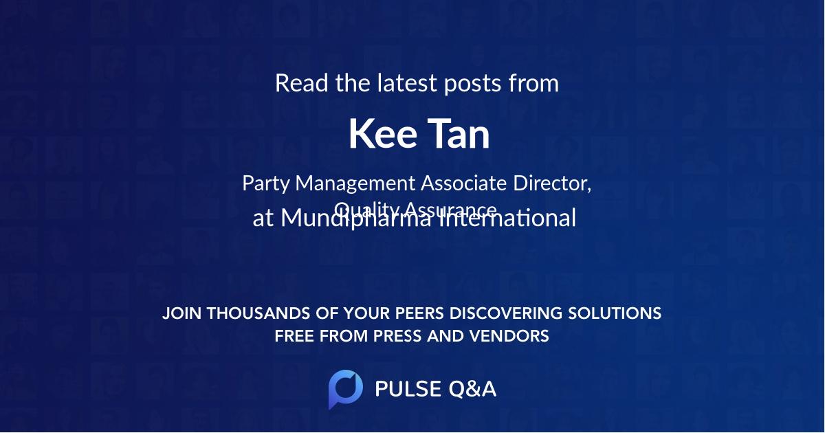 Kee Tan