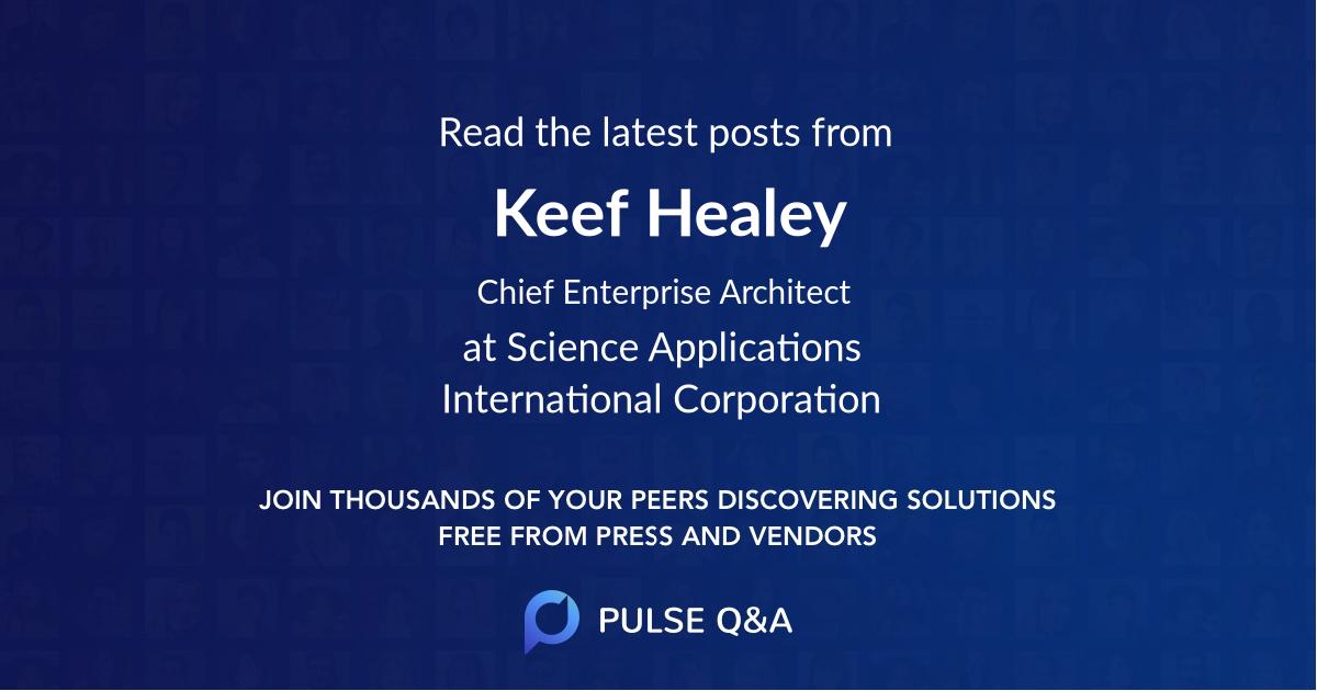 Keef Healey
