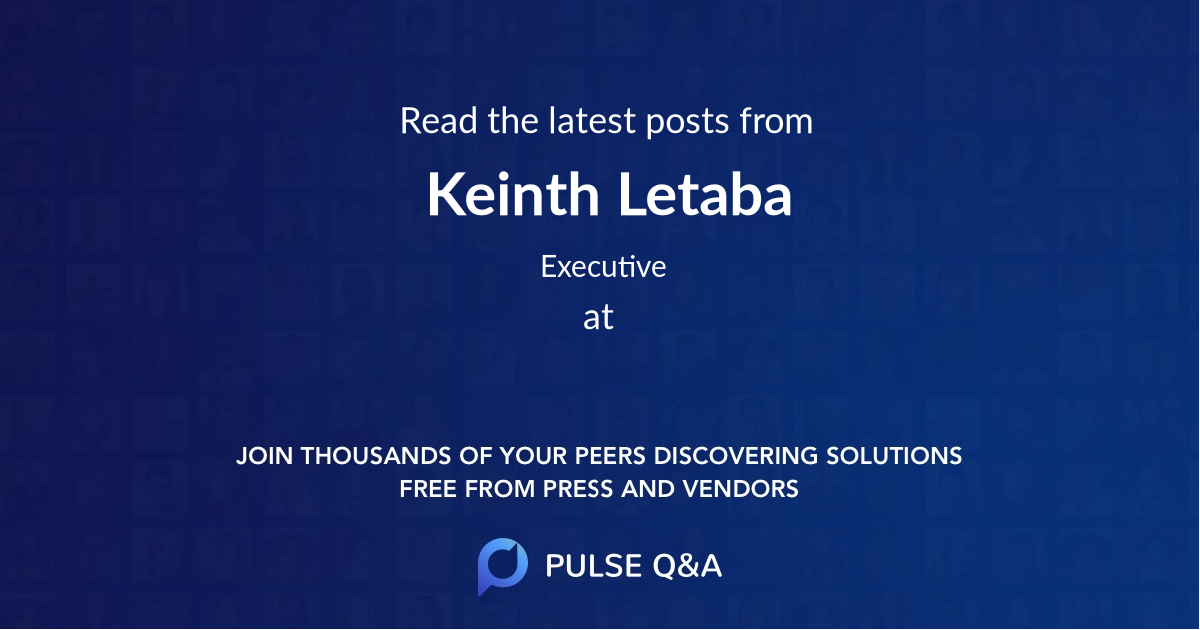 Keinth Letaba