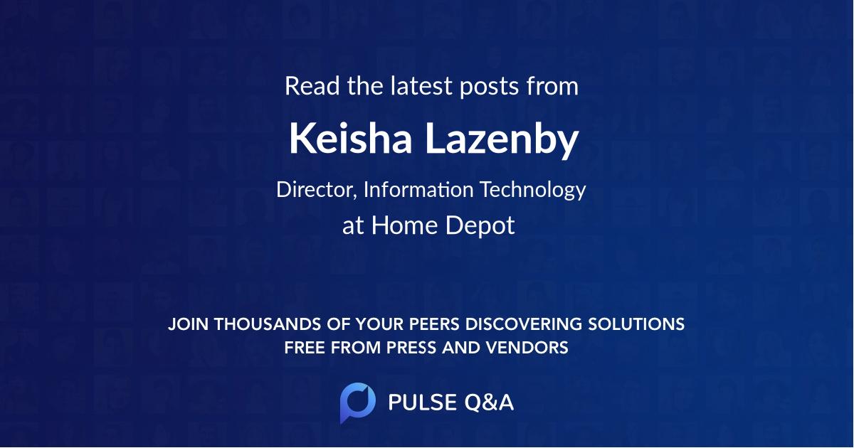 Keisha Lazenby