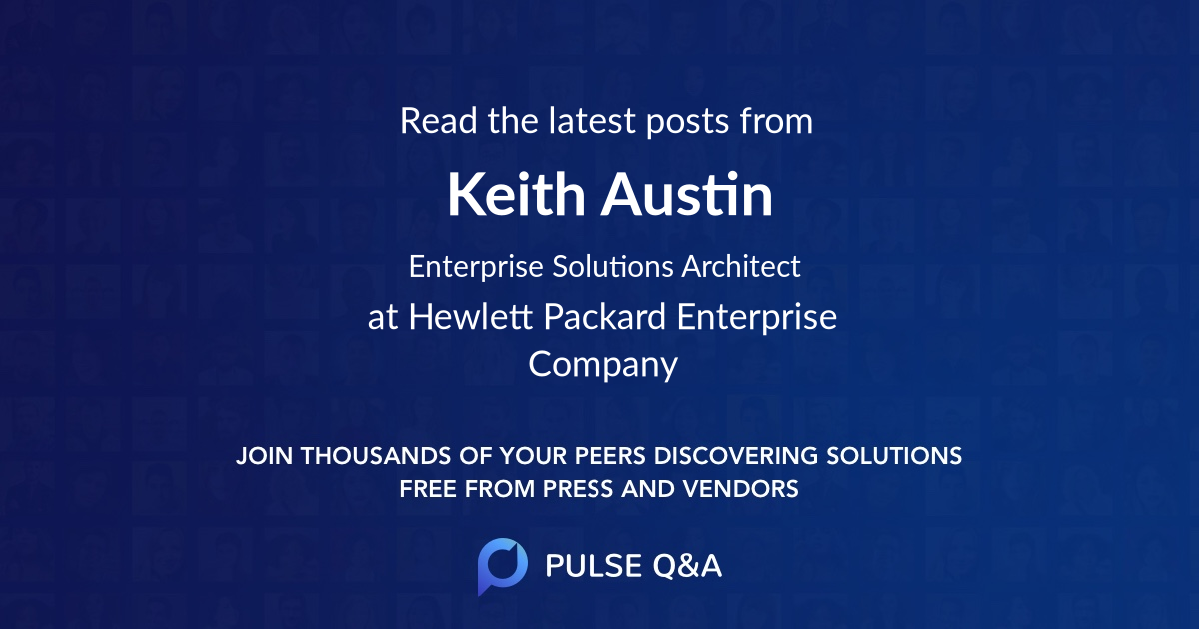 Keith Austin