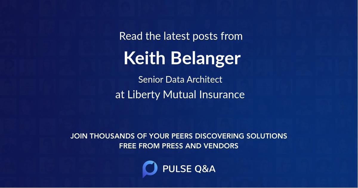 Keith Belanger