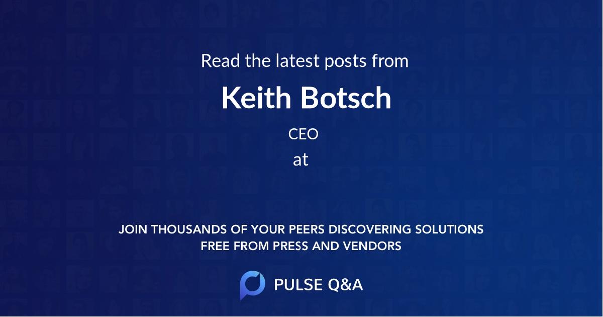 Keith Botsch