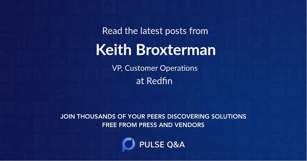 Keith Broxterman