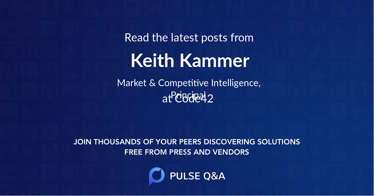 Keith Kammer