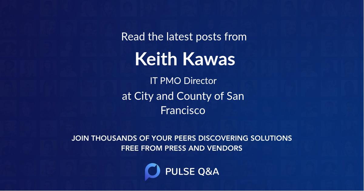 Keith Kawas