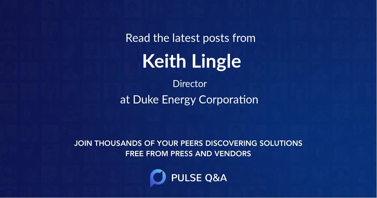 Keith Lingle