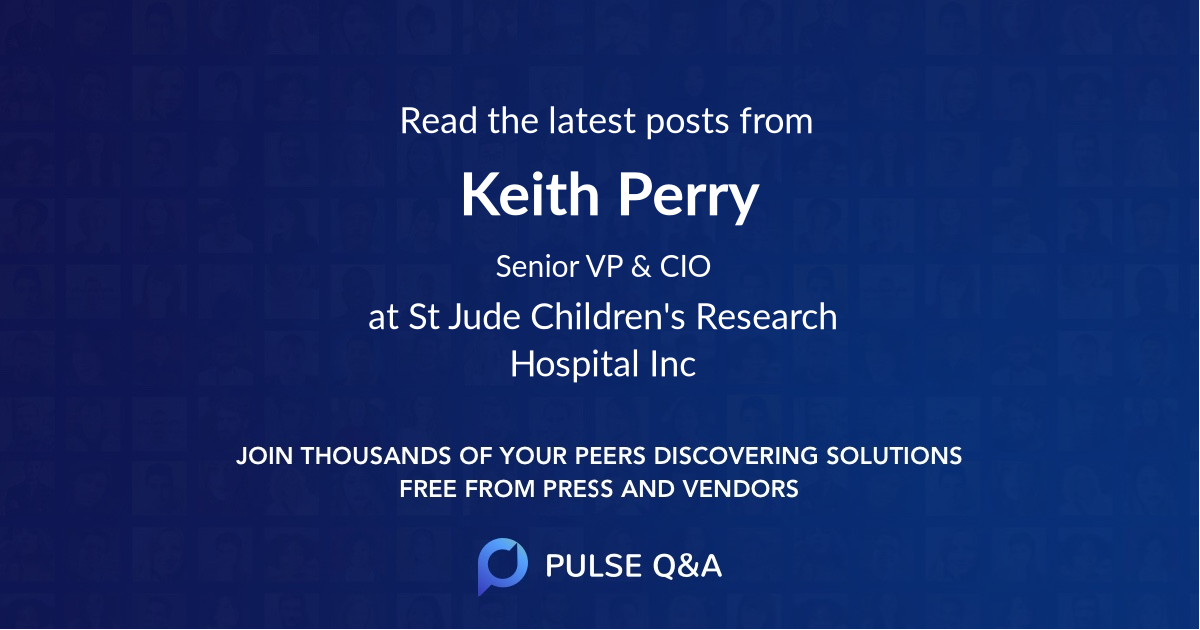 Keith Perry