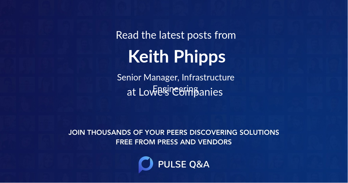 Keith Phipps