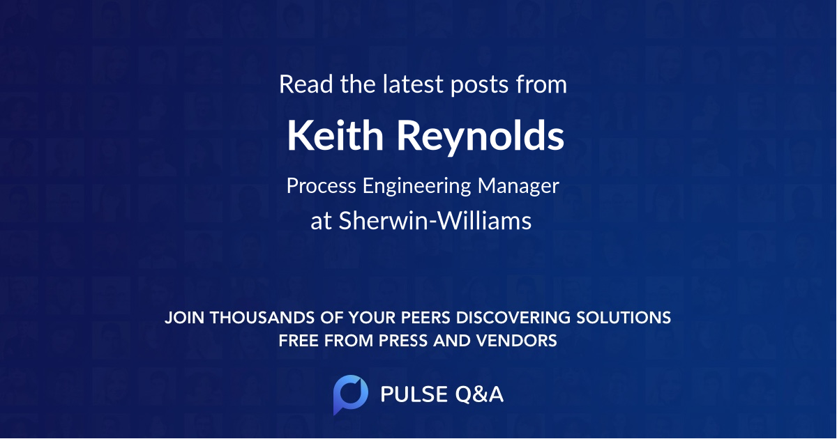Keith Reynolds