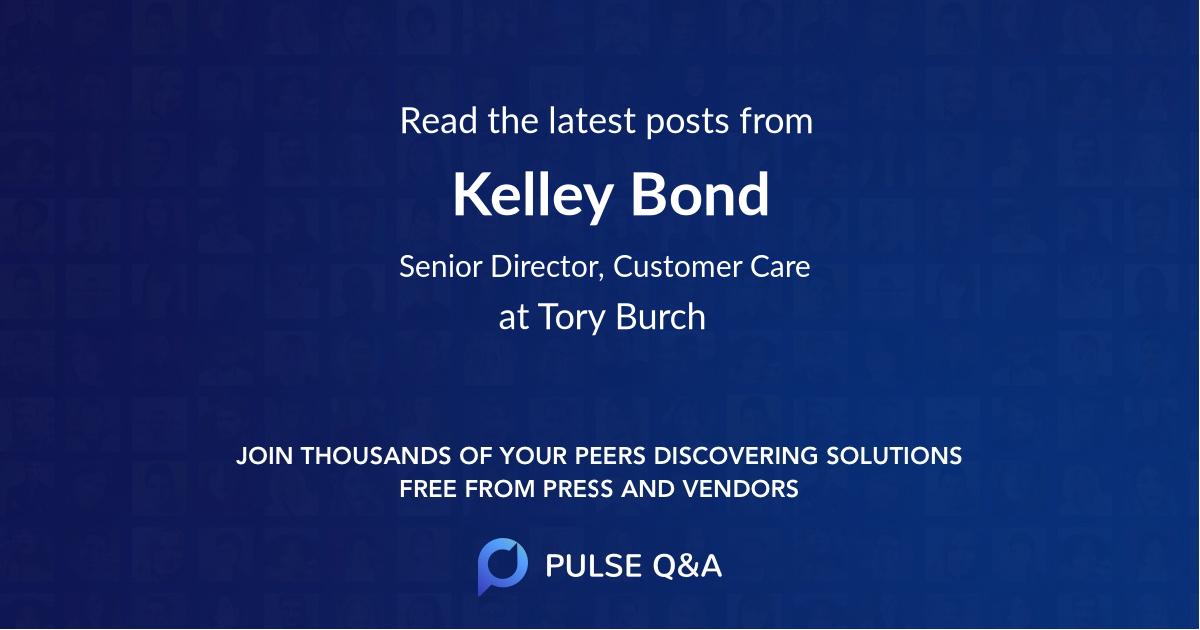 Kelley Bond