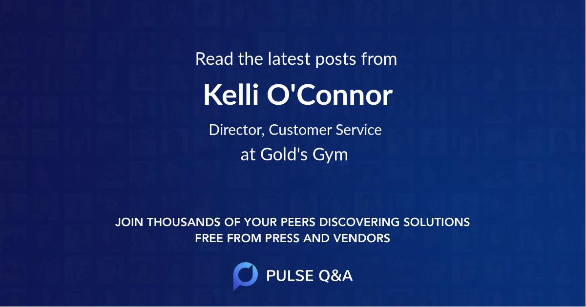 Kelli O'Connor