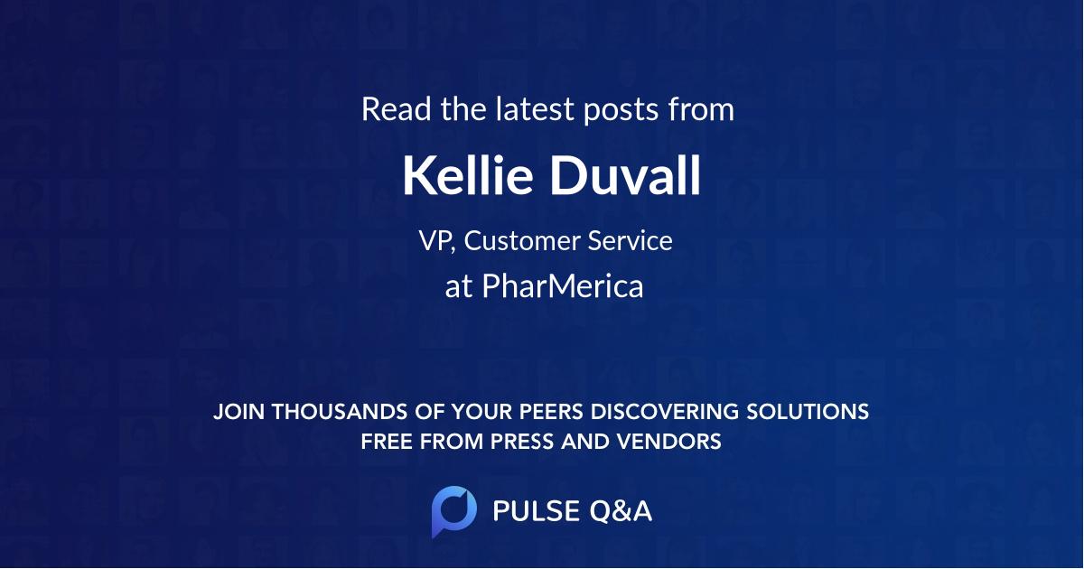 Kellie Duvall