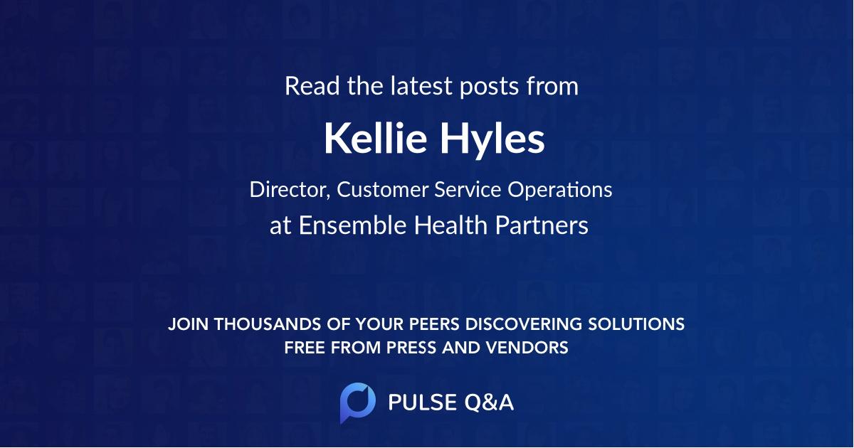 Kellie Hyles