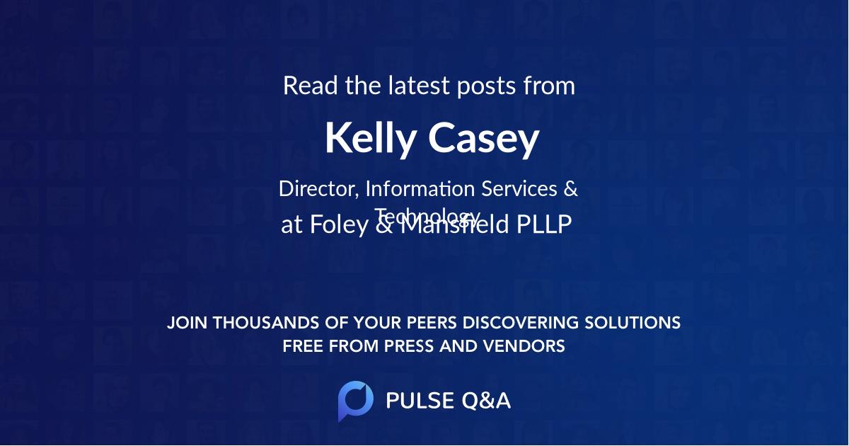 Kelly Casey