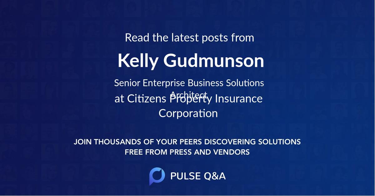 Kelly Gudmunson