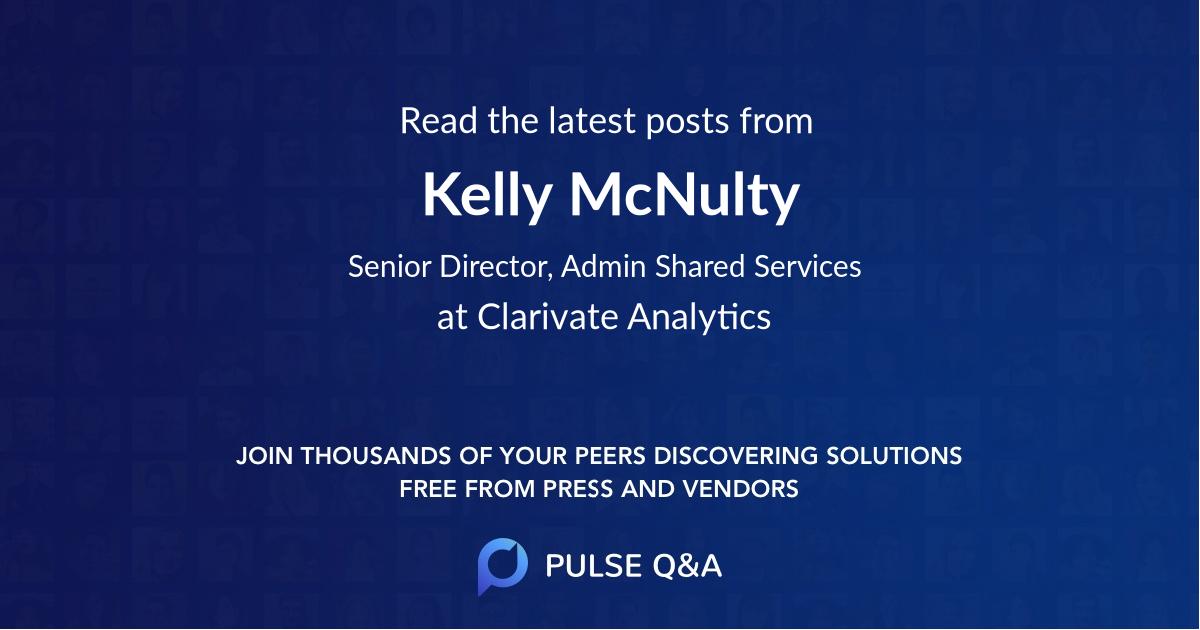Kelly McNulty